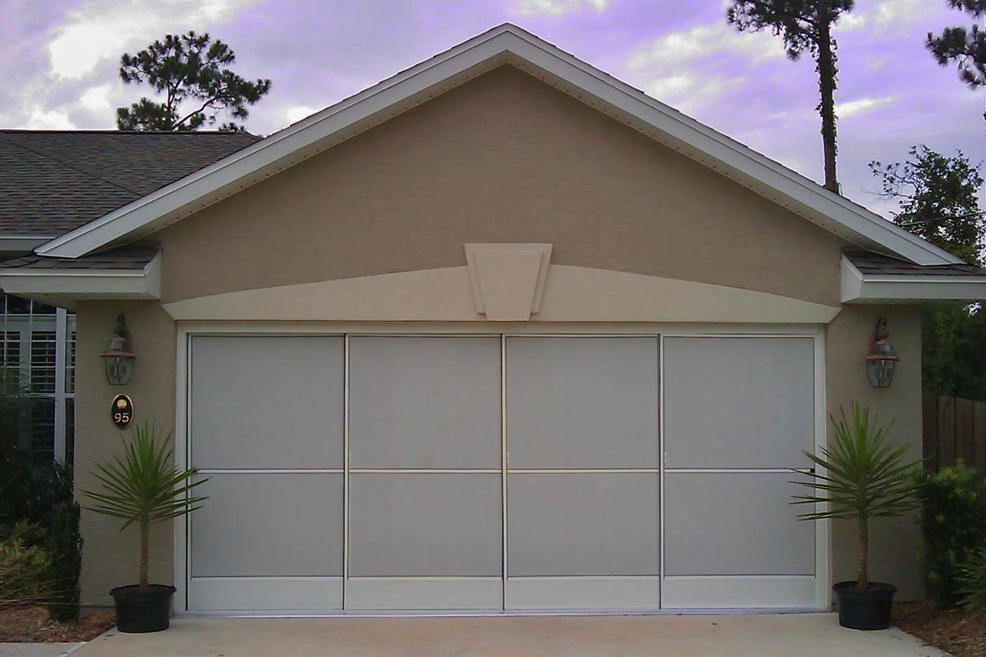 screen and of incredible for tfast retractable ideas sliding trends door double pic gate amusing garage style uncategorized doors