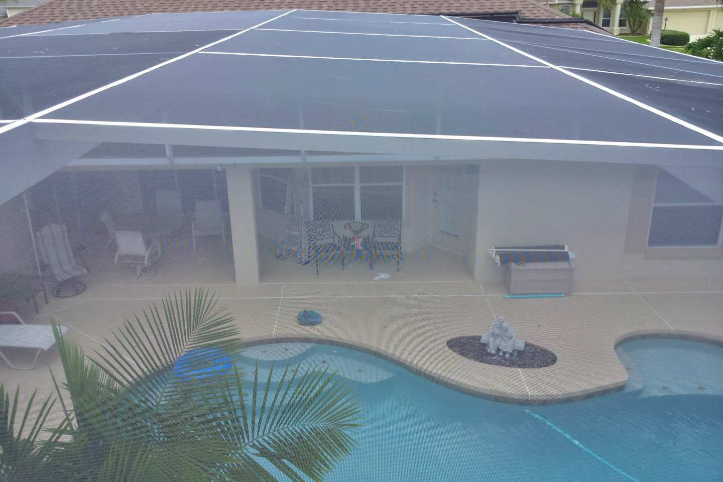 I Do That Screen Repair Cypress Head Port Orange Pool Screen Repair Screen